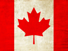 Load image into Gallery viewer, Canadian Flag Wall Mural