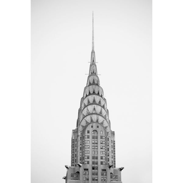 Chrysler Building New York Wall Mural