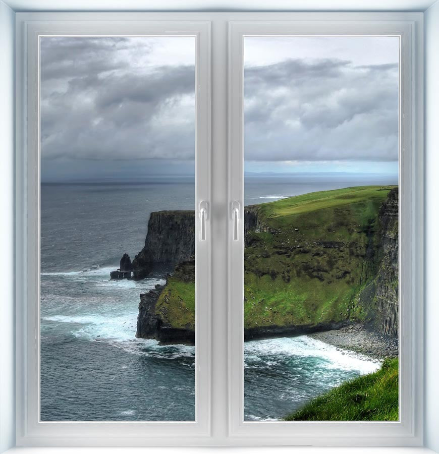 Cliffs of Monher Instant Window