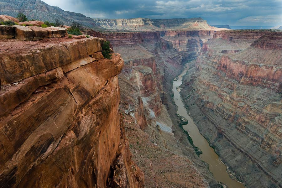 Colorado River and Grand Canyon Wall Mural