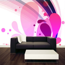 Load image into Gallery viewer, Colorful Splashes Wall Mural