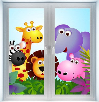 Cute Animal Instant Window