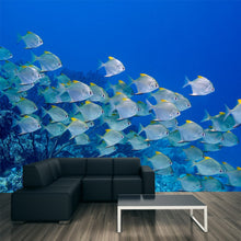 Load image into Gallery viewer, Dart Fish Wall Mural