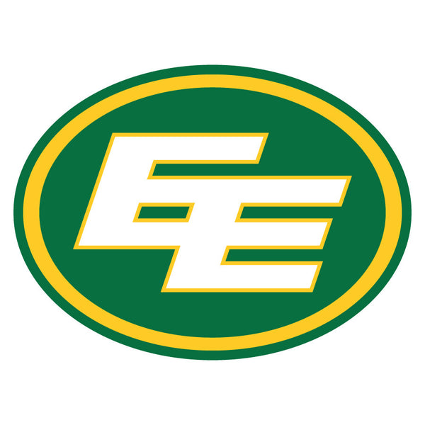 Edmonton Eskimos Logo Wall Decal