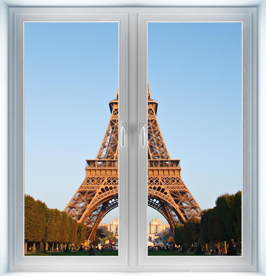 Eiffel Tower Instant Window