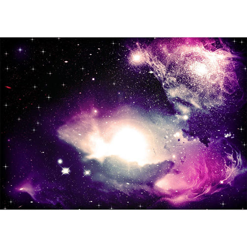 Fantasy Space Nebula Wall Mural