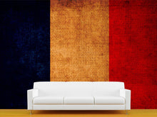 Load image into Gallery viewer, Flag of France Wall Mural