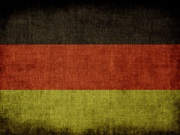 Flag of Germany Wall Mural
