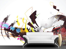 Load image into Gallery viewer, Futuristic Design Wall Mural
