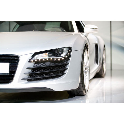 German Luxury Sports Car Wall Mural