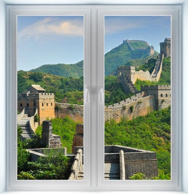 Great Wall of China Instant Window 2