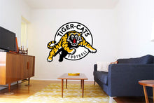 Load image into Gallery viewer, Hamilton Tiger Cats Logo Wall Decal