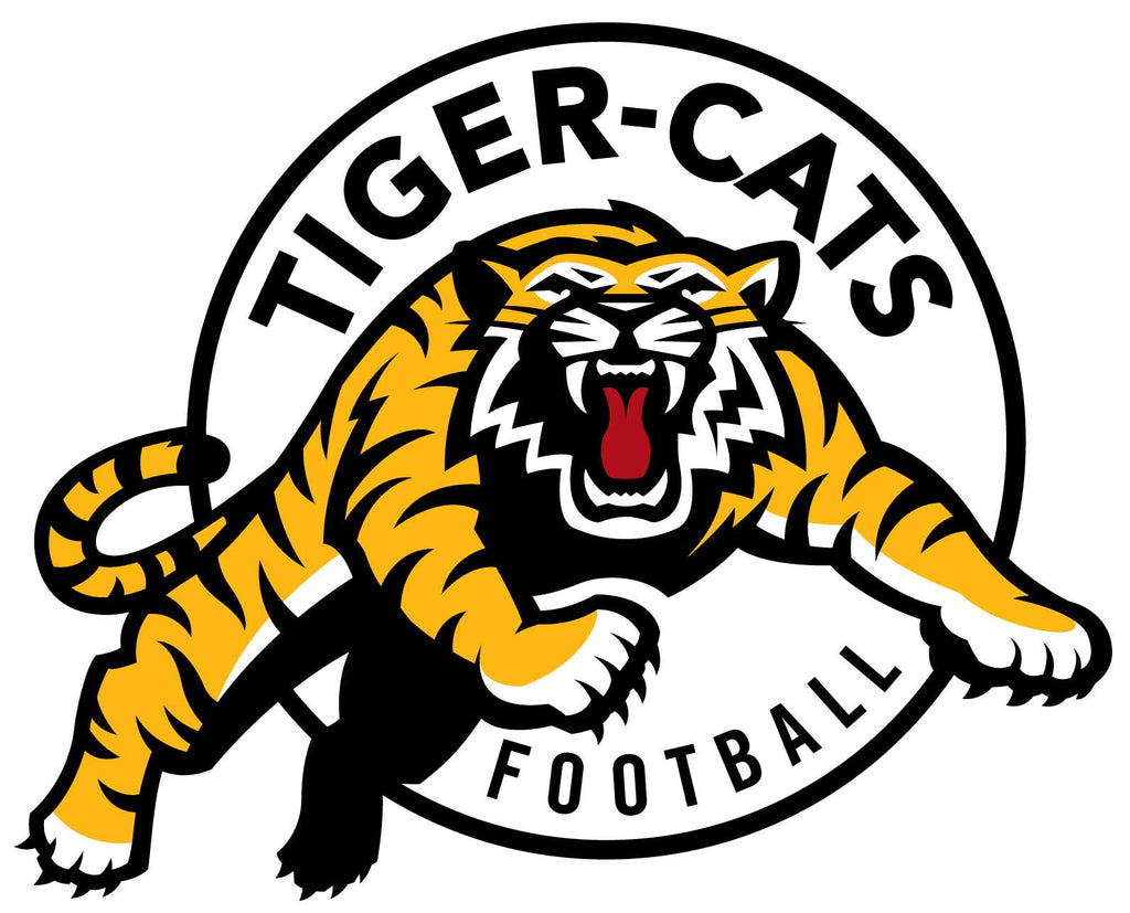 Hamilton Tiger Cats Logo Wall Decal