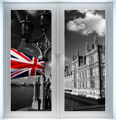 House of Parliament Instant Window