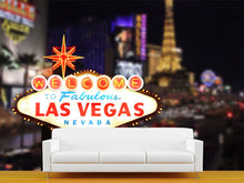 Load image into Gallery viewer, Las Vegas Wall Mural