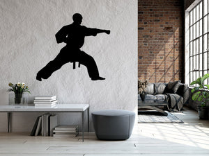 Karate Kata Wall Decal