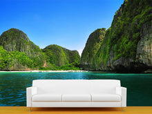 Load image into Gallery viewer, Maya Bay Wall Mural