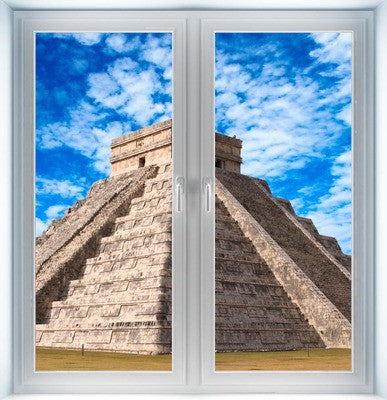 Mayan Pyramid Instant Window 2