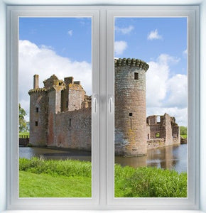 Moated Castle Instant Window