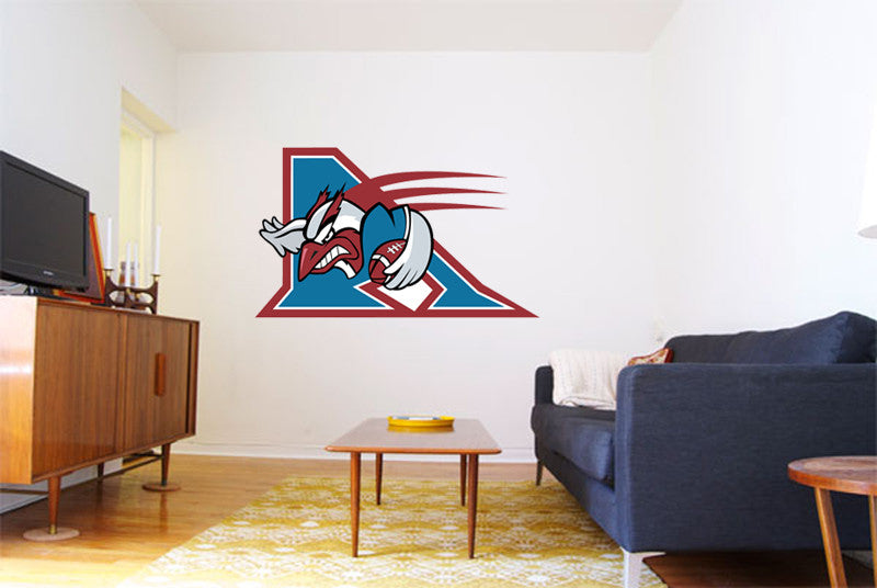 Montreal Alouettes Logo Wall Decal 2