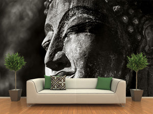 Monument of Buddha Wall Mural