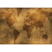 Load image into Gallery viewer, Old Map Illustration Wall Mural
