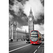 Load image into Gallery viewer, Parliament and Westminster Bridge Wall Mural