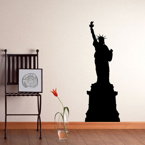 Statue of Liberty Vinyl Wall Decal