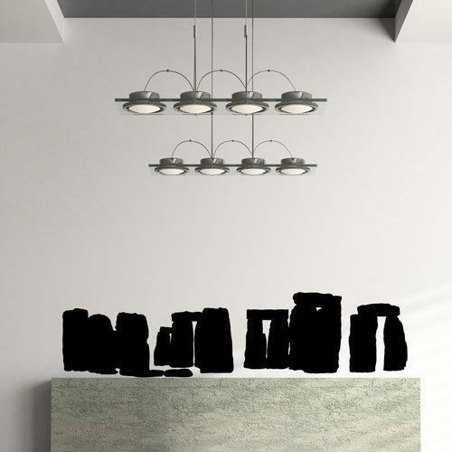 Stonehenge Vinyl Wall Decal