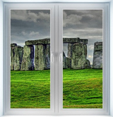 Stonehenge Instant Window