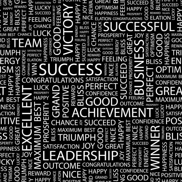 Success Pattern 2 Wall Mural