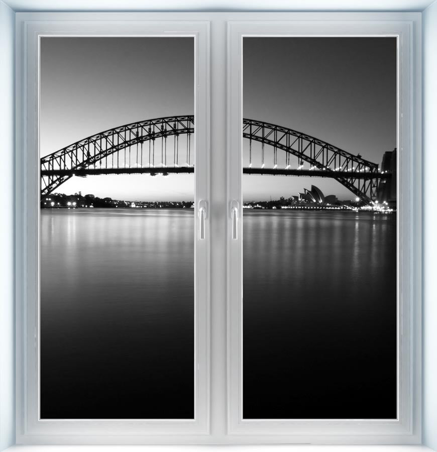Sydney Harbour Bridge Instant Window