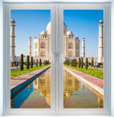Taj Mahal Instant Window