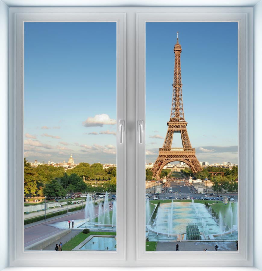 The Eiffel Tower Instant Window