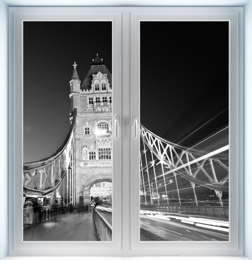 Tower Bridge Instant Window