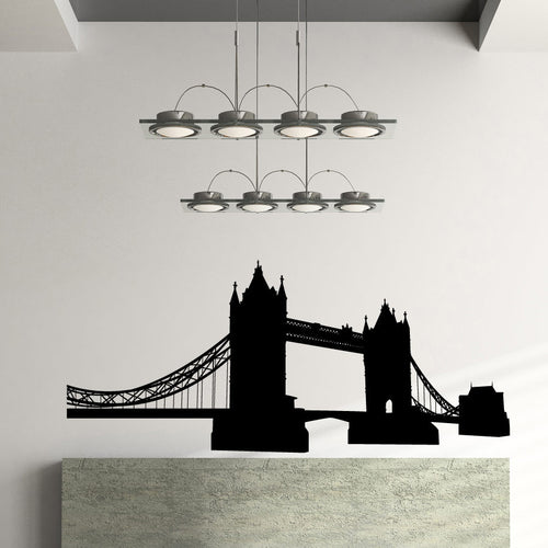 Tower Bridge Vinyl Wall Decal