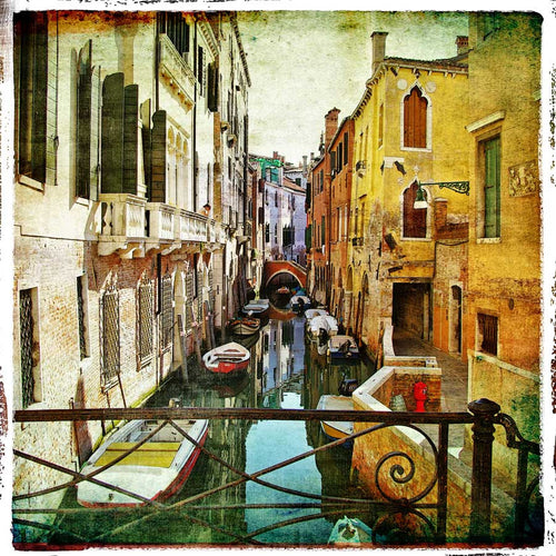 Venice Style Wall Mural