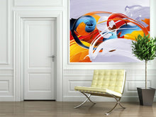 Load image into Gallery viewer, Vibrant Wall Mural
