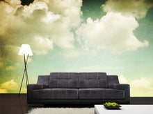 Load image into Gallery viewer, Vintage Clouds Wall Mural