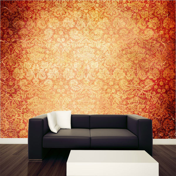 Vintage Decorative Background Wall Mural