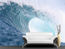 Load image into Gallery viewer, Wave Wall Mural