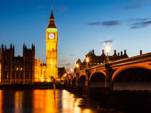 Load image into Gallery viewer, Big Ben and House of Parliament Wall Mural