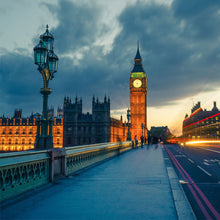 Load image into Gallery viewer, Big Ben at Night London Wall Mural