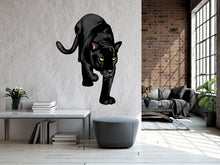 Load image into Gallery viewer, Black Panther Wall Decal