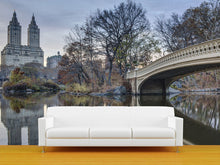 Load image into Gallery viewer, Bow Bridge 2 NYC Wall Mural