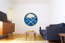 Load image into Gallery viewer, Buffalo Sabres Hockey Logo 2 Wall Decal