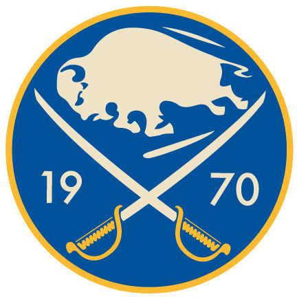 Buffalo Sabres Hockey Logo 2 Wall Decal
