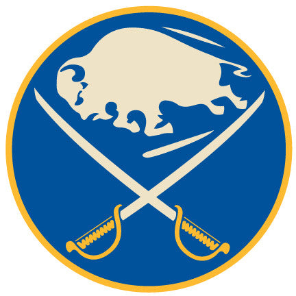 Buffalo Sabres Hockey Logo 3 Wall Decal