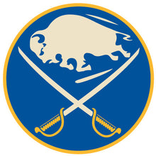 Load image into Gallery viewer, Buffalo Sabres Hockey Logo 3 Wall Decal