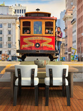 Load image into Gallery viewer, Cable Car San Francisco Wall Mural
